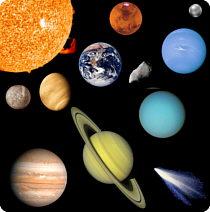 De soles y planetas enanos